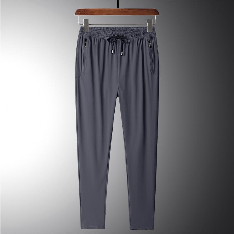 Брюки Joggers Men Black Jogger Fashion Sports CN (Origin) Спальные штаны Повседневная весна и осень
