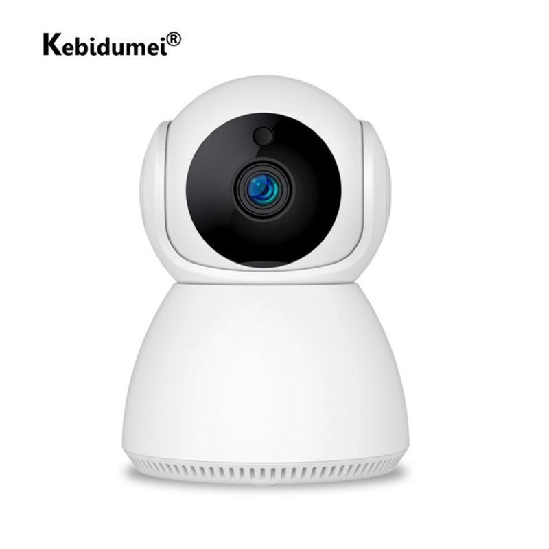 Cámara IP WiFi Home Dome Guard Monitor de bebé con funciones AI Sistema de vigilancia de seguridad de visión nocturna Cámaras