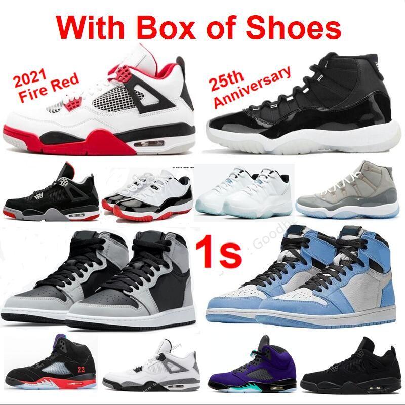 1s OG WMNS Court Purple Basketball Shoes 1 Stealth 2.0 5 Fogo Vermelho 4S Raging Bull Blackout 11s Concord 11 Criado 4 Quais são os 5s Homens Sneakers Mulheres Treinadores