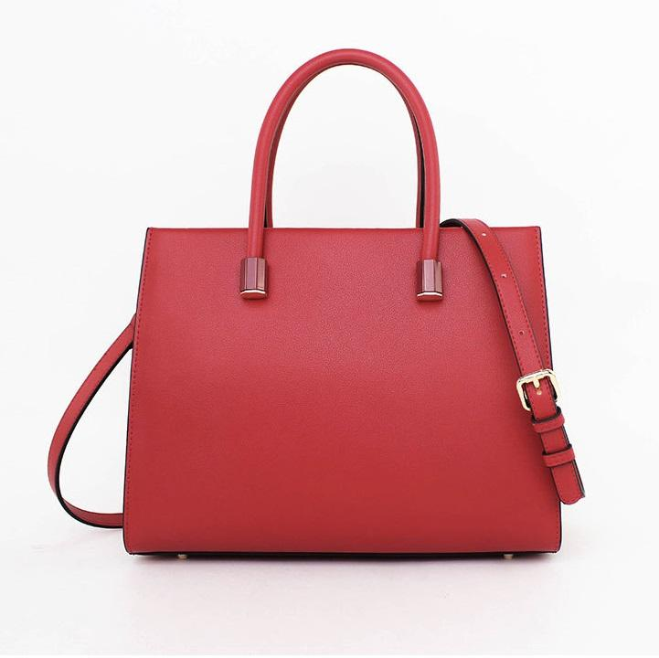 Moda de alta qualidade Lady Bolsa Casual Womens Totes Saco De Cor Design Senhoras Sacos Retro Bolsas De Couro De Grande Capacidade