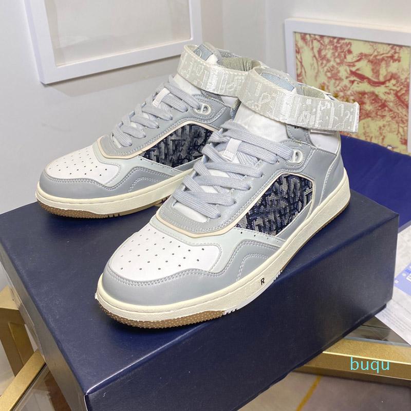 Tasarımcı-Kadınlar Sneakers Vintage Platformu Çizmeler Baskı Lüks Tasarımcılar Ayakkabı Erkekler ve Kadın Spor Eğitmenleri Düz Chaussure