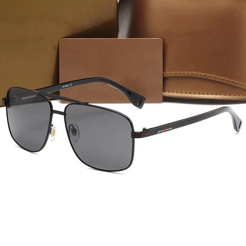 Europeu e americano homens mulheres design luxo 1056 Óculos de sol para elegante clássico UV400 de alta qualidade verão ao ar livre condução praia lazer