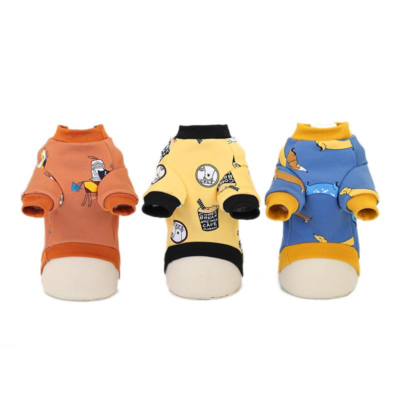 Pet Clothes Quality dog apparel Cute Summer Shirt Casual Cat T-shirt Puppy Dogs Clothes for Small Pets dogs pets supplies