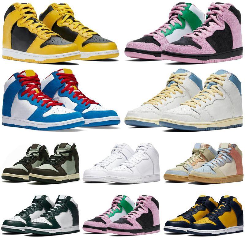Fashion dunk sneaker dunk sb low grateful bears chunky Authentic skateboard ACG Terra men women trainers basketball shoes
