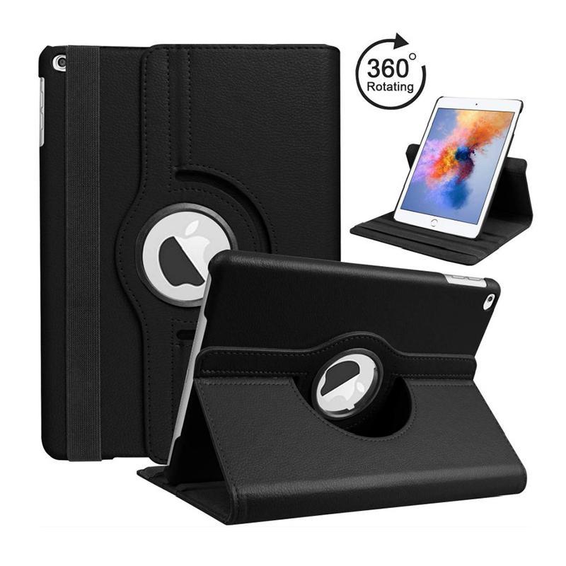 Подходит для чехлов для планшетных ПК, 360 корпус вращения кожи, iPad Air1 2 Pro9.7 / 10.5 / 10.2 / Air3 Pro 11
