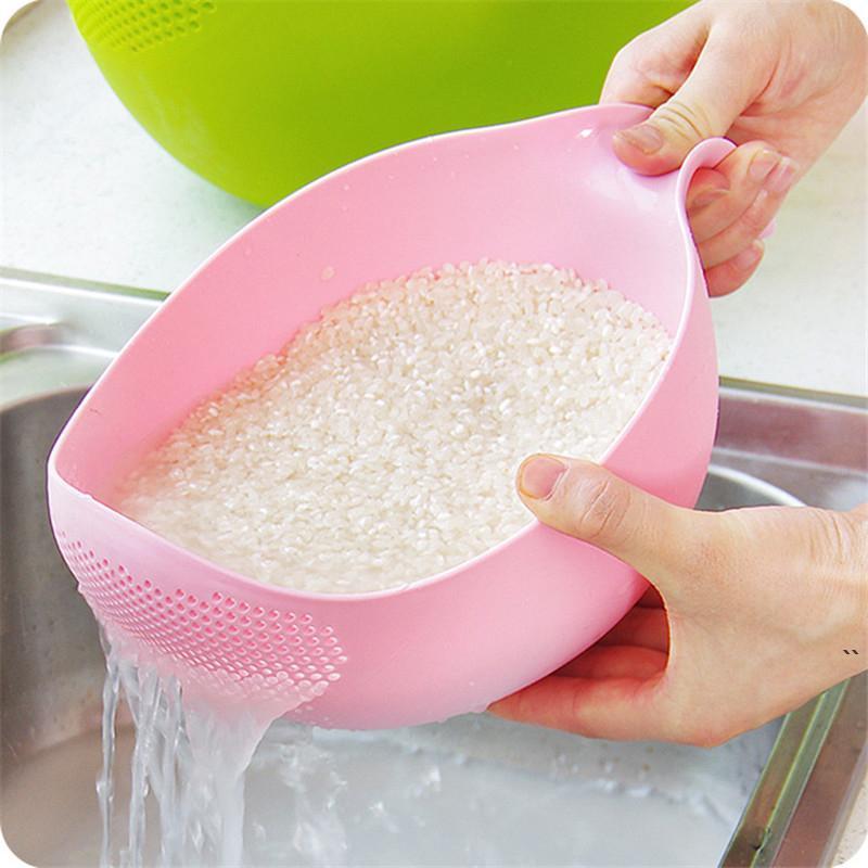 쌀 세척 필터 스트레이너 바구니 소 쿠리 체 과일 야채 그릇 배수구 청소 도구 홈 주방 키트 OWD5779