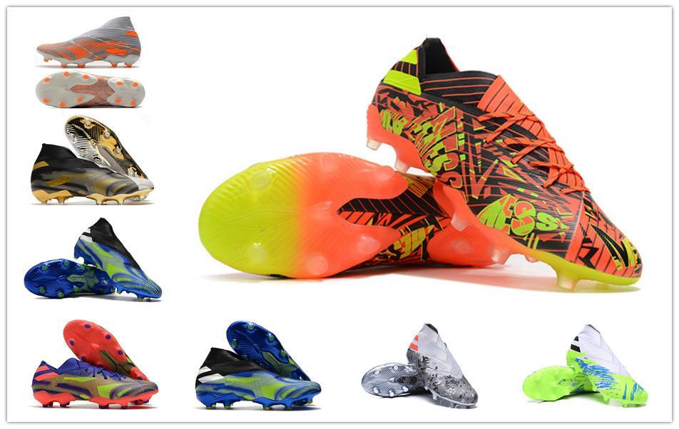 الأحذية نيميزيز ميسي ري ديل بالون