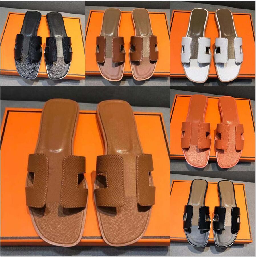 H Женские летние сандалии пляжные слайд-тапочки крокодил кожа кожа флипсайфы сексуальные каблуки дамы сандали моды дизайн оранжевые потерты обувь