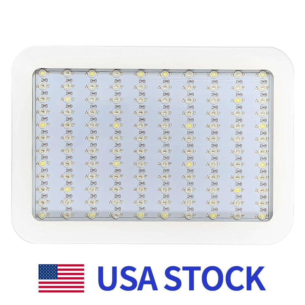 O espectro completo levou luz de crescimento 600W 1000W 1200W 1500W barraca coberta de casas verde lâmpada plantas de lâmpada iluminação interior para Veg Floração de alumínio DHL DHL USA USA