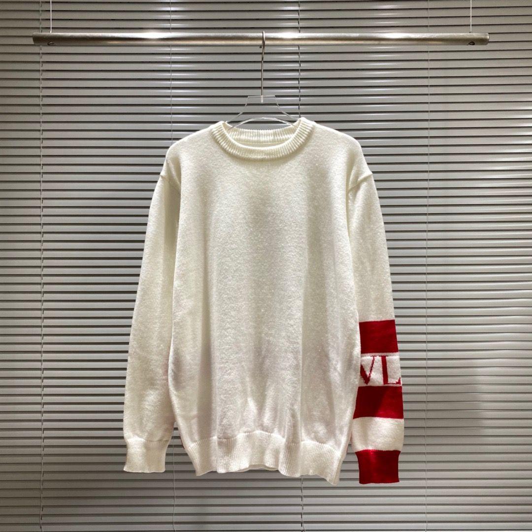 2021SS Весна и лето Новый высококачественный хлопчатобумажный печать с коротким рукавом круглые шеи панель футболки Размер: M-L-XL-XXL-XXXL Цвет: черный белый O3Y