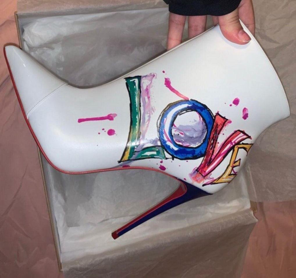 Moda mulher tornozelo botas luxurys designers mulheres vermelhas botas botas tons de tornozelo montante sexy apontou toe dedo alto saltos de combate salto fino