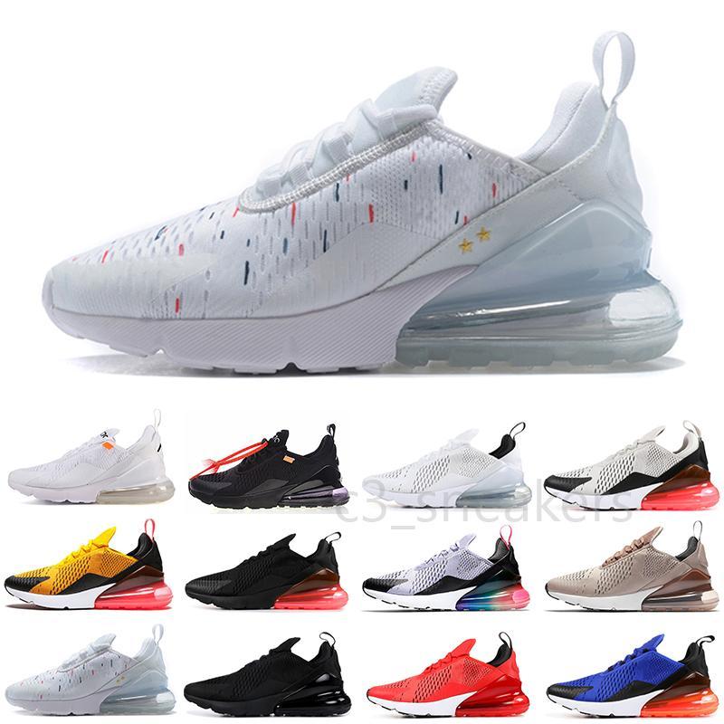 Nike Air Max 270 2021 hombres para hombre zapatos casuales Cojín Travis Scotts Cactus Trails Negro degradado Sneakers Spirit Teal Light Bone Punch Sandmelon Sports CZ01