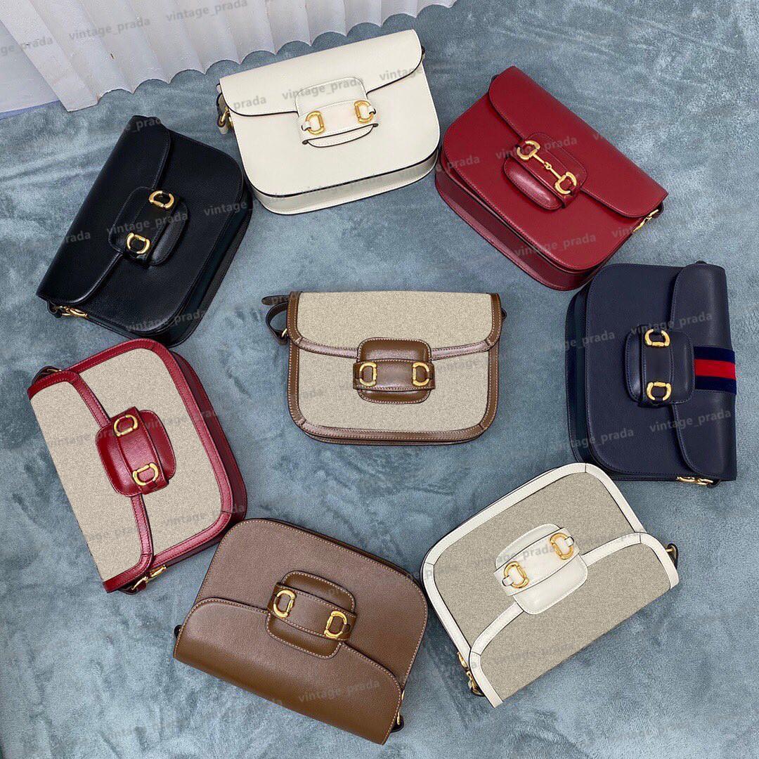 Top Calidad Cuero Real Cleo G 1955 Bolsas Cepilladas Tote Handbag Nylon Diseñador de lujo Hombre Hombro Crossbody Bag Hobo Wallet Bolsos Bolsos