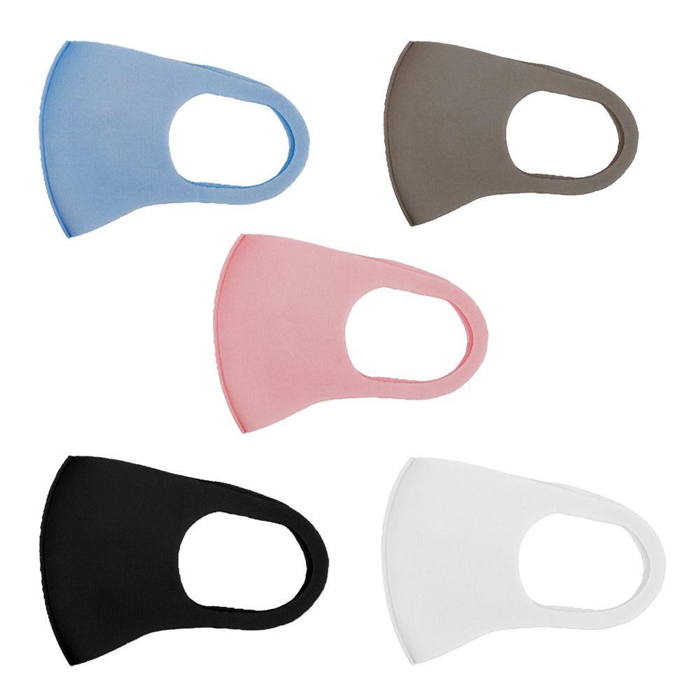 Anti-Staub-Gesicht-Mund-Abdeckung PM2.5-Maske-Atemschutzmaske staubdicht antibakteriell waschbar wiederverwendbar verdicken winter eis seide baumwollmasken werkzeuge großhandel