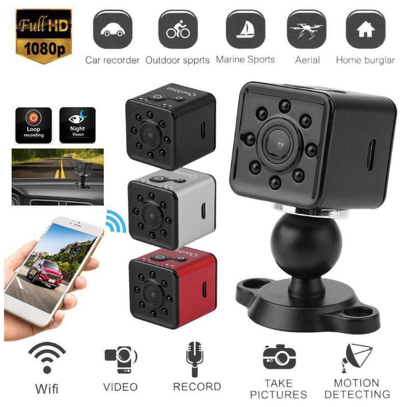 Mini Cameras Video Camera Wireless Wifi Night View Handheld Camcorder DV Voice Recorder Tool