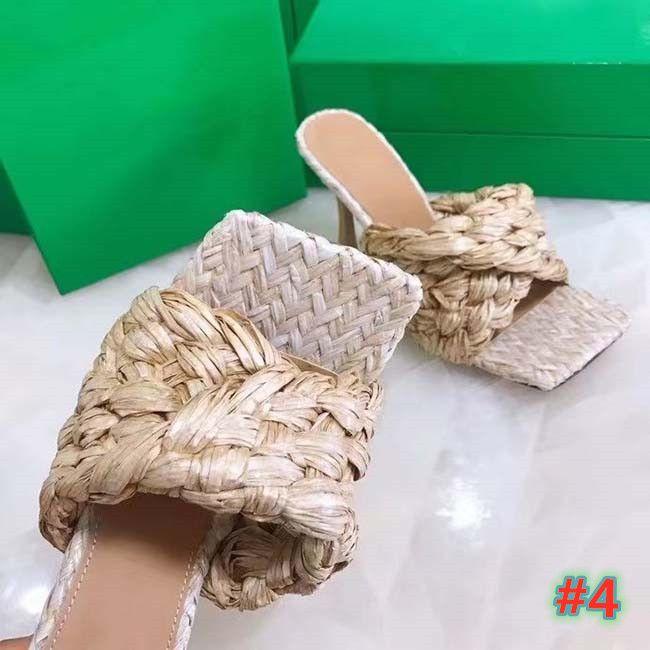 Chaussures de talon femme de haute qualité Chaussons de talon mode de luxe Sandales décontractées Sandales de mariée Taille 35-42 avec boîte