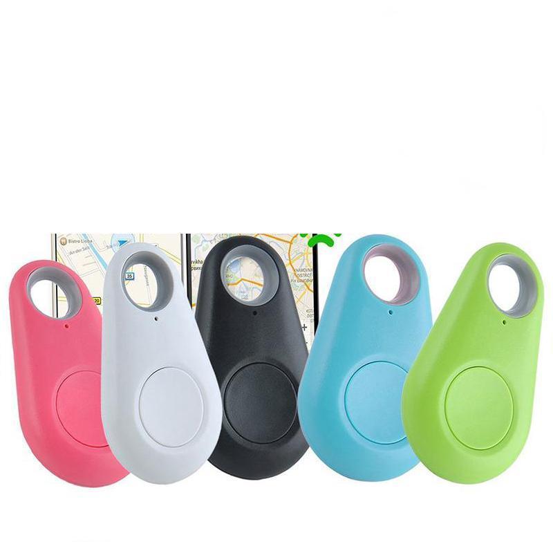 Akıllı Anahtar Bulucu Kablosuz Bluetooth Tracker GPS Bulucu Anti Kayıp Alarmlı Telefon Cüzdan Araba Çocuklar için Evcil Çocuk Bagpiler Çocuk