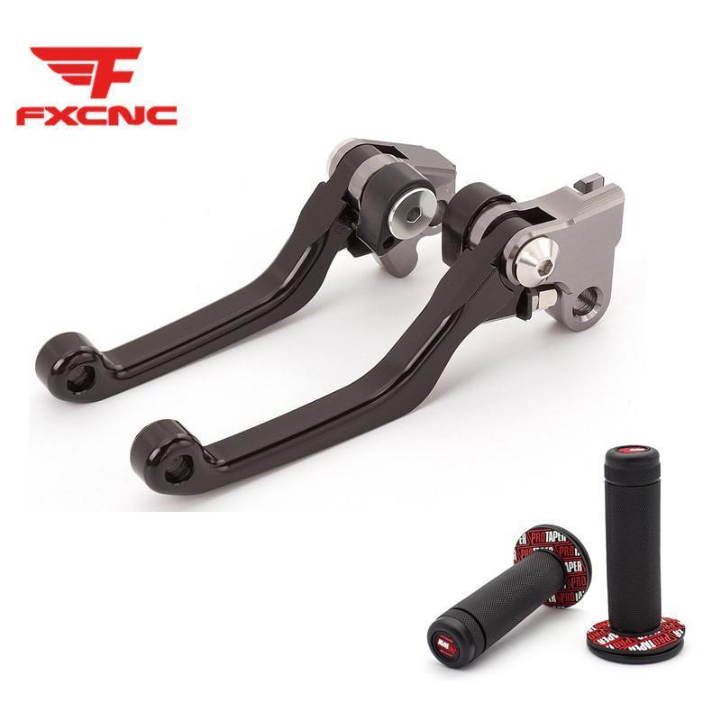 Freios de motocicleta para beta rr / 4T 2008-2011 2010 2009 CNC alumínio pivot sujeira pit bike freio alavancas de embreagem alça