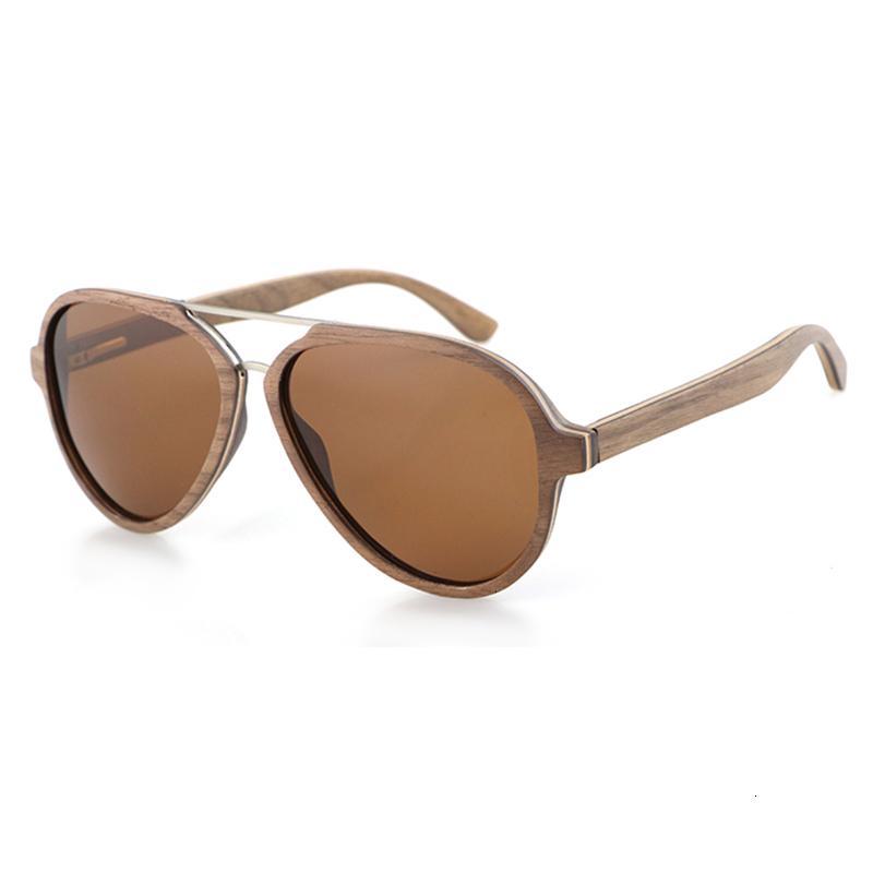 Óculos de sol Proteção de Dropship 100% Sentindo Grande Quadro Mulheres Brown lente piloto laminado enorme 6x31
