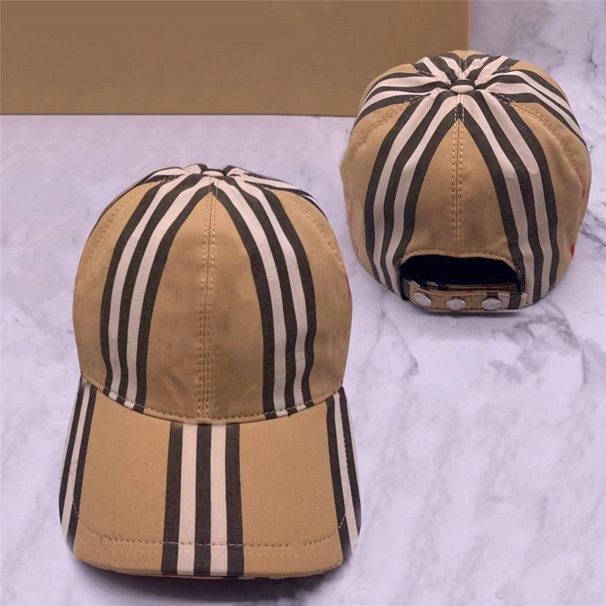 2021 Progettista di lusso Casquette Caps Fashion Aldult Uomo Donna Berretto da baseball Cappello da baseball Cappello da sole di alta qualità Hip Hop Classic Cappelli