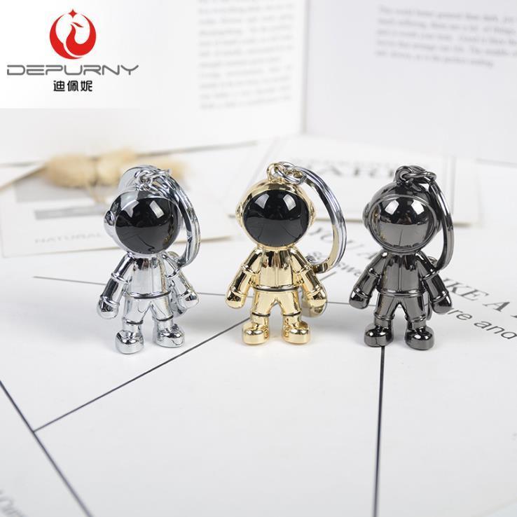 Robô do espaço Chaveiro Carro Homens de Metal Cintura Chave Pingente Creative Grátis para enviar