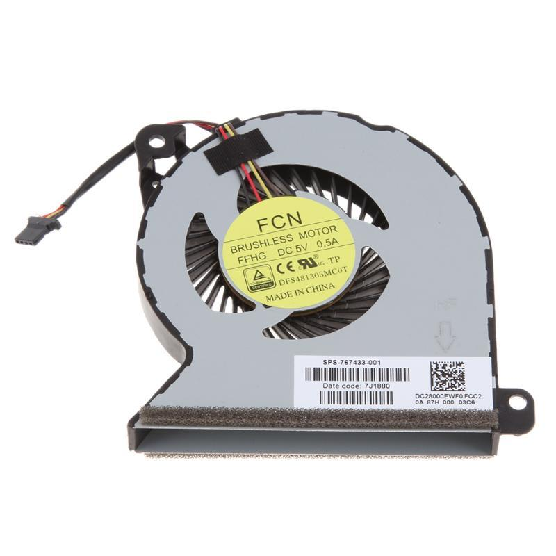 Laptop Cooling Pads CPU Fan For ProBook 450 455 440 445 470 G2 & G1 Fast Delivery