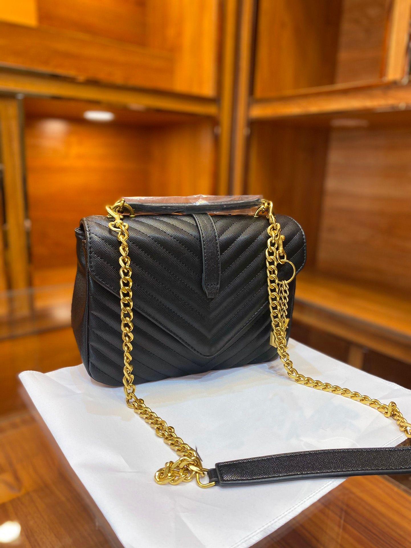 Diseñadores Calidad de lujo Moda Mujeres Bolsas de hombro TrendSetter Damas Bolsos Totes Lady Crossbody Genuine Cuero Messenger Bag # 11