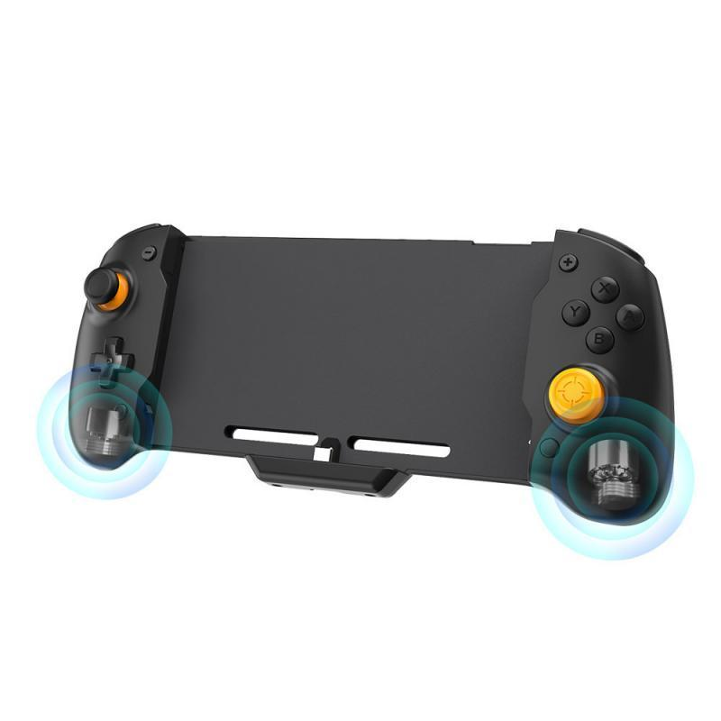 Suitable For Switch Bluetooth Fixed Left And Right Handle Gaming Gamepads Anti-skid Anti-scratch Game Accessories Controllers & Joysticks