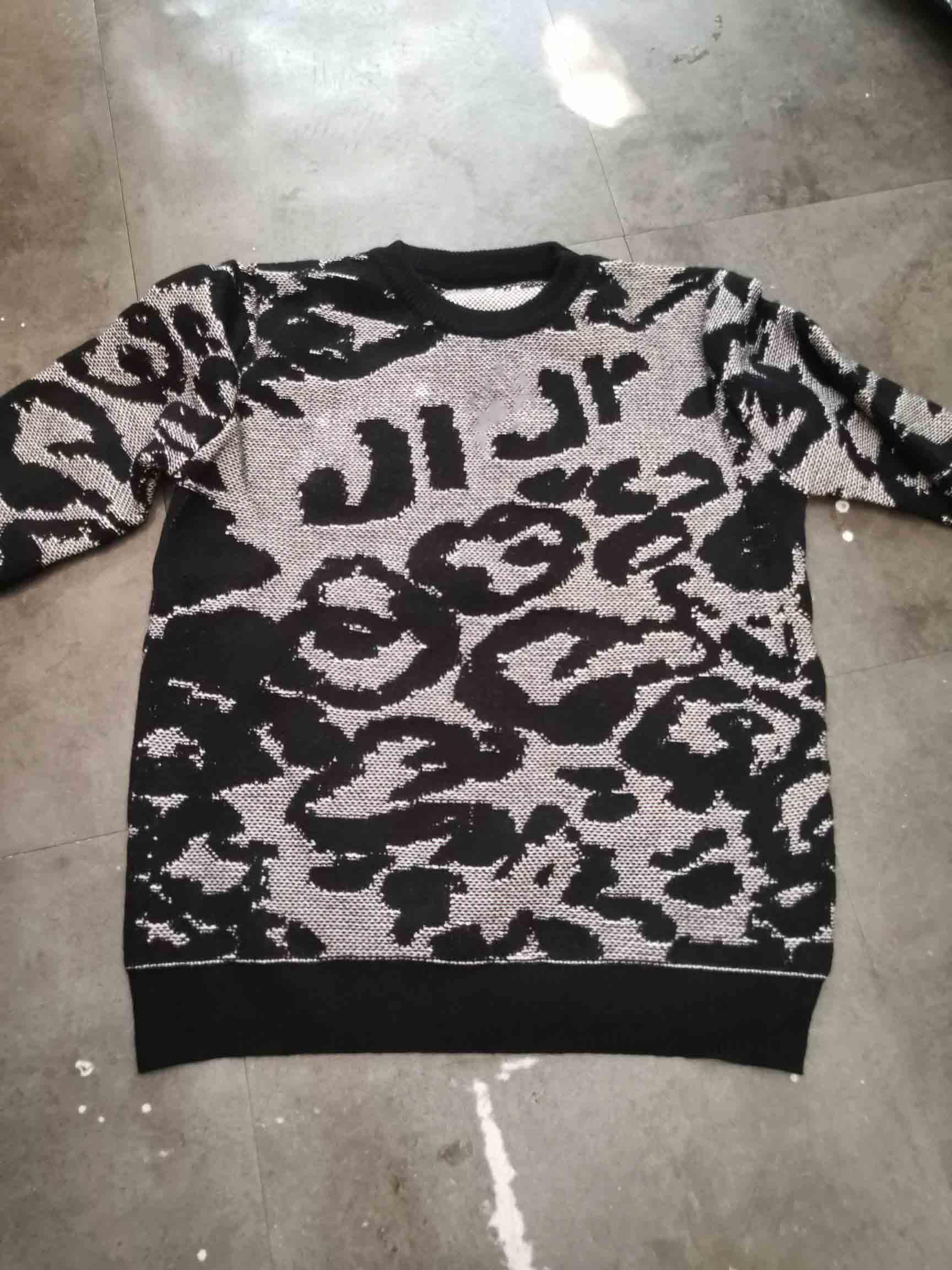 Qualität High 20 Giv Luxury Street Designer Marke Herren Hoodies Hoodie Mode Wear Hop Monster Hüfte Kleine Baumwolle Sweatshirt Hoodie Sweat Pvjm