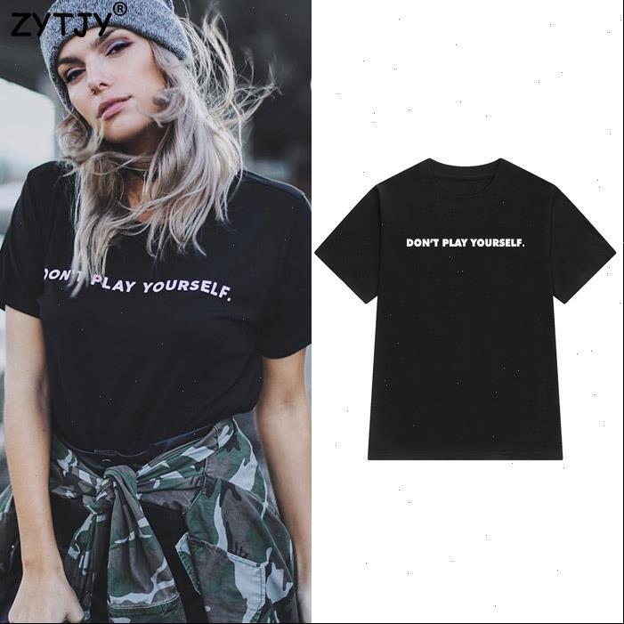 Womens T-Shirt Spielen Sie nicht