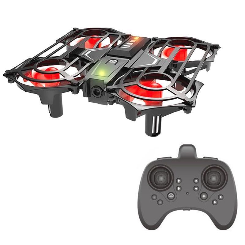 Handbetriebene Scoot-Drohnen RC-Fernbedienung Hubschrauber Easy Force Indoor Flying-Flugzeug 360 mit Induktionshöhe halten für chil