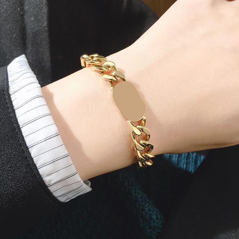 316L التيتانيوم الصلب ارتفع الذهب مطلي cdletter قلادة قلادة مناسبة للنساء / الرجال قلادة المجوهرات