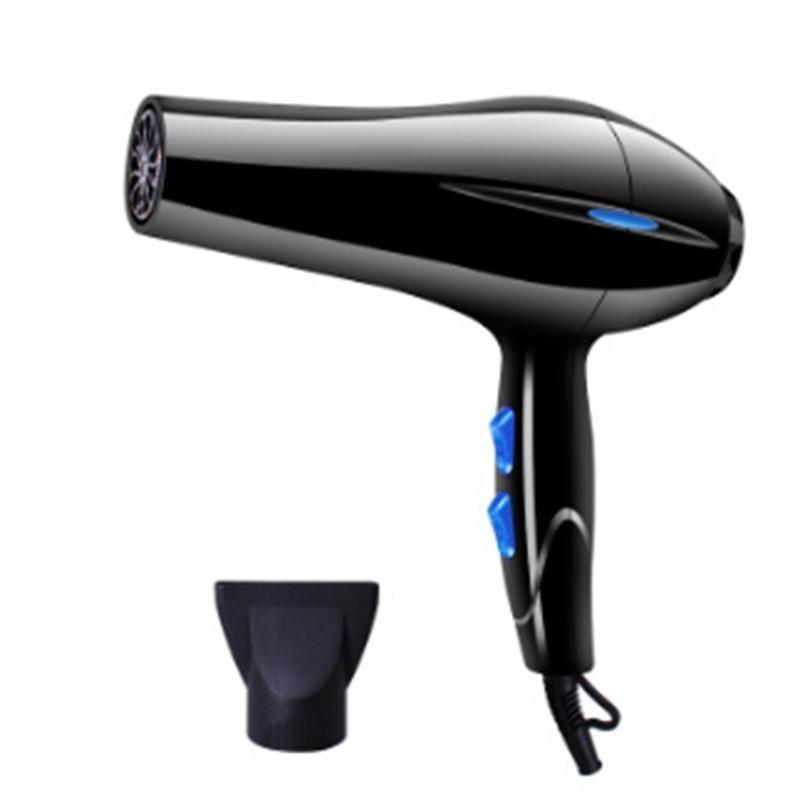 Pennelli per capelli elettrici Strong Asciugamani Asciugameria Professionale Parrucchiere Barbiere Strumenti Salon Blow Blow Asciugacapelli Ventola UE Plug