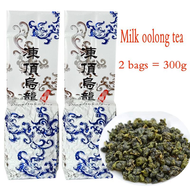 2021 lait Oolong Tea Gaoshan Jinxuan surgelé Thé Taiwan The Taiwan Tea 150g