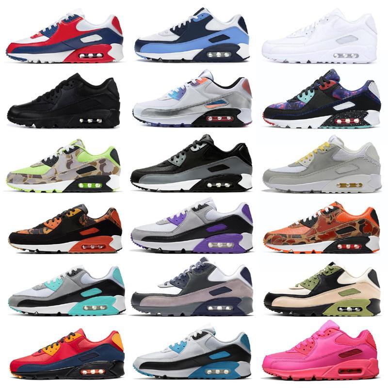 90 الاحذية 90s الرجال النساء chaussures كامو unc usa فولت سوبر نوفا الثلاثي الأبيض المدربين السود في الهواء الطلق الرياضة أحذية رياضية