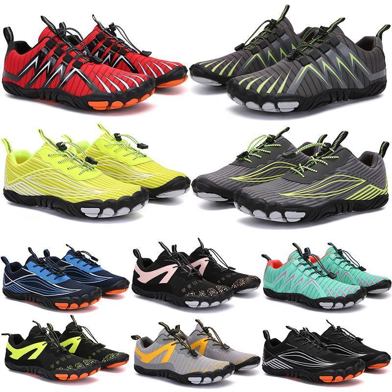 2021 فور سيزونز خمسة أصابع الأحذية الرياضية تسلق الجبال صافي المدقع بسيطة الجري، الدراجات، المشي لمسافات طويلة، الأخضر الوردي الأسود تسلق الصخور type61