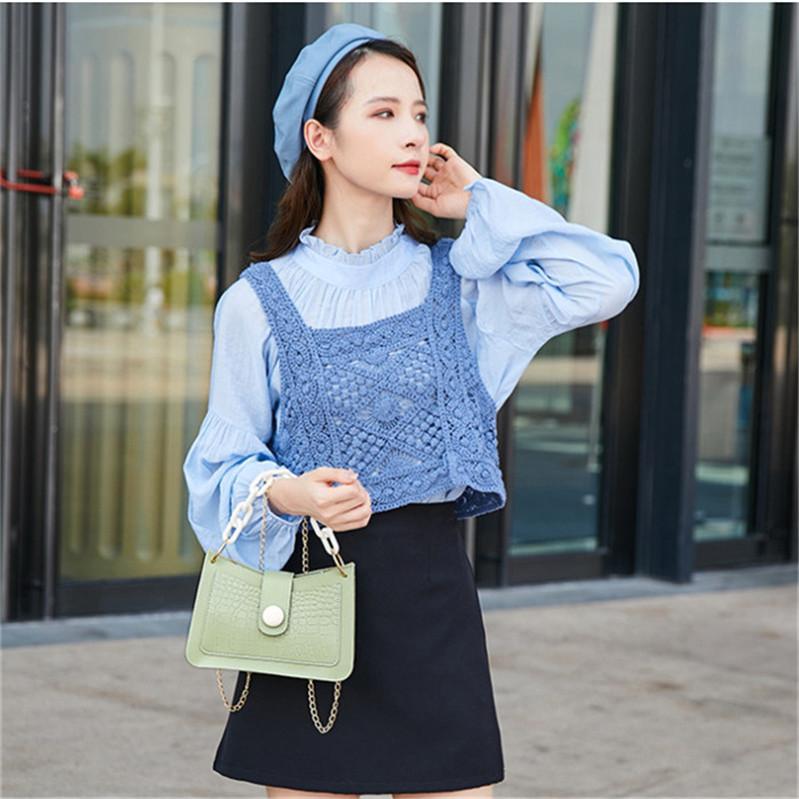 2021 جودة عالية أحدث الماس المرأة حقيبة الكتف SG84 الصيف إلماني المحافظ أزياء سيدة مصممين الفمز العلامة التجارية حقائب اليد العلامة التجارية بلينغ نايلون لامعة حقيبة يد