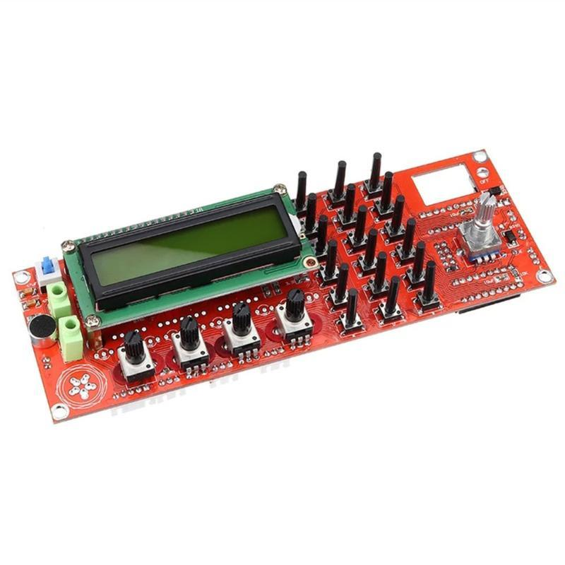 Accessoires GPS de voiture 0-55MHz Ad9850 Module DDS Générateur Signal Signal Bande à ondes radio courte pour Ham SSB6.1 Réservez VFO SSB
