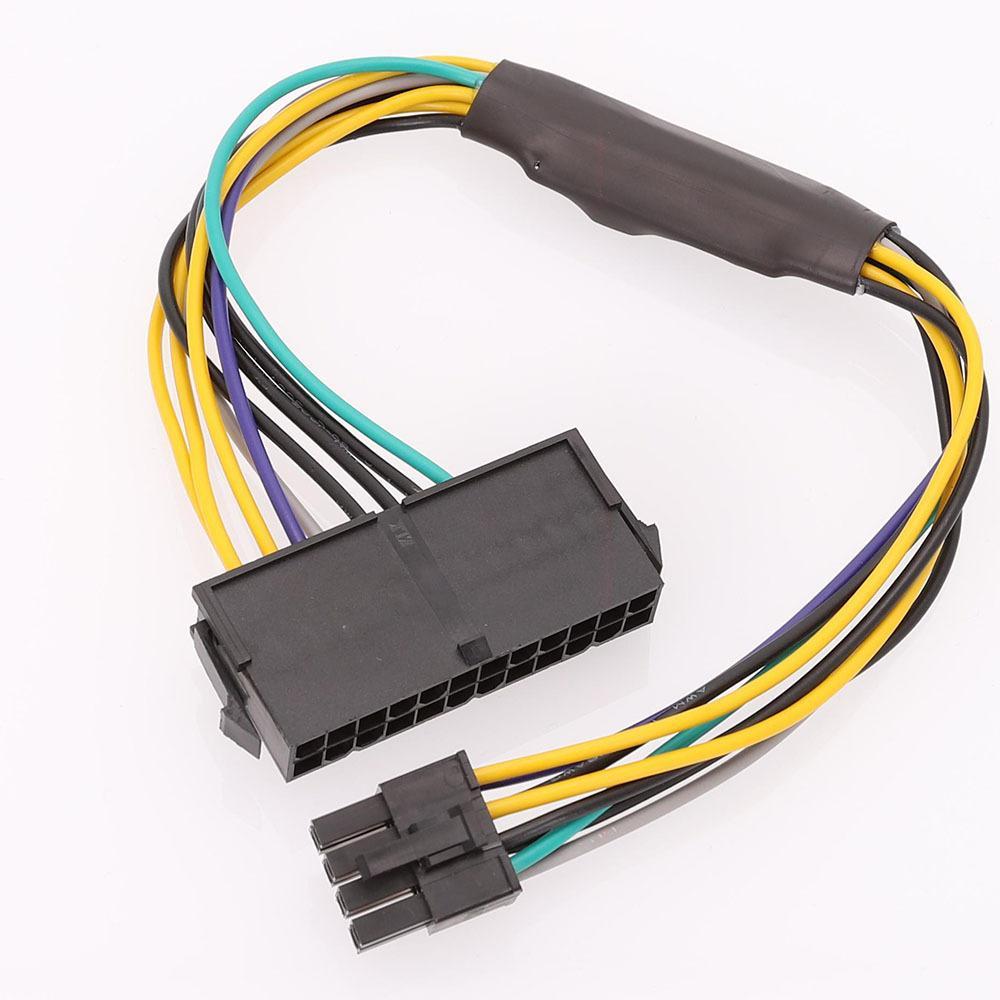 OptiPlex 3020 7020 9020 Cavo di alimentazione 8pin ATX 24p a 8p cavo adattatore