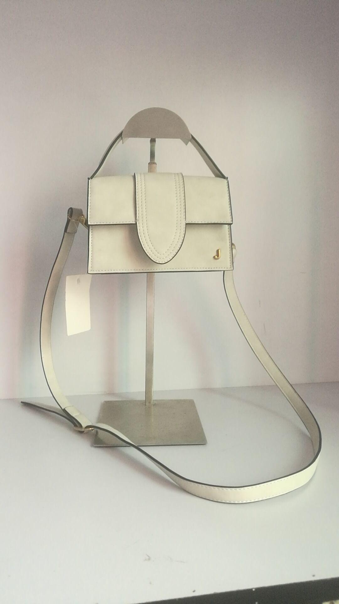 Frosted Texture Handbag Female Trendy Retro Crossbody Mini J Letter Women Nubuck Leather Shoulder Bag Fashion Brand Purses C0220