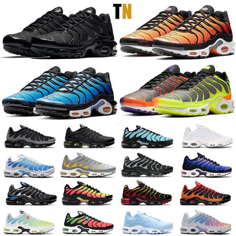 tn plus de corrida por atacado sapatilha ultra sapato 3.0 4.0 Triplo preto branco CNY oreo Primeknit mulher sneaker homem designer de esportes meia dard