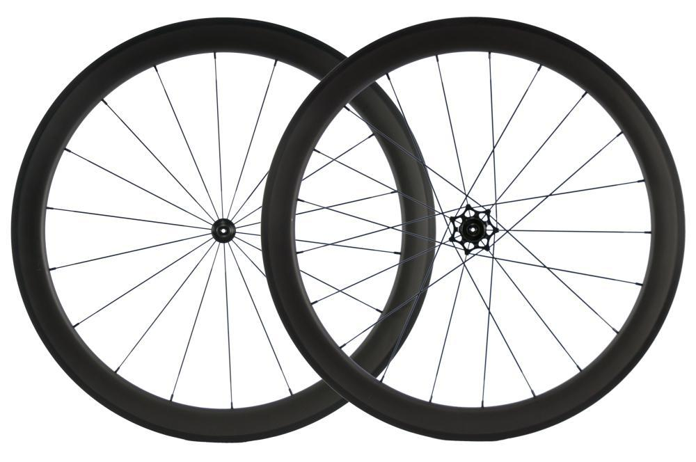 Roues de vélo SuperTeam 50mm CLINCHER Vélo BOLELLE BASALT FREINK 700C