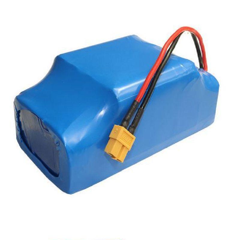18650 Pil Paketleri 10S2P 36V 4.4AH Elektrik Dengesi Scooter için Şarj Edilebilir Lityum Piller