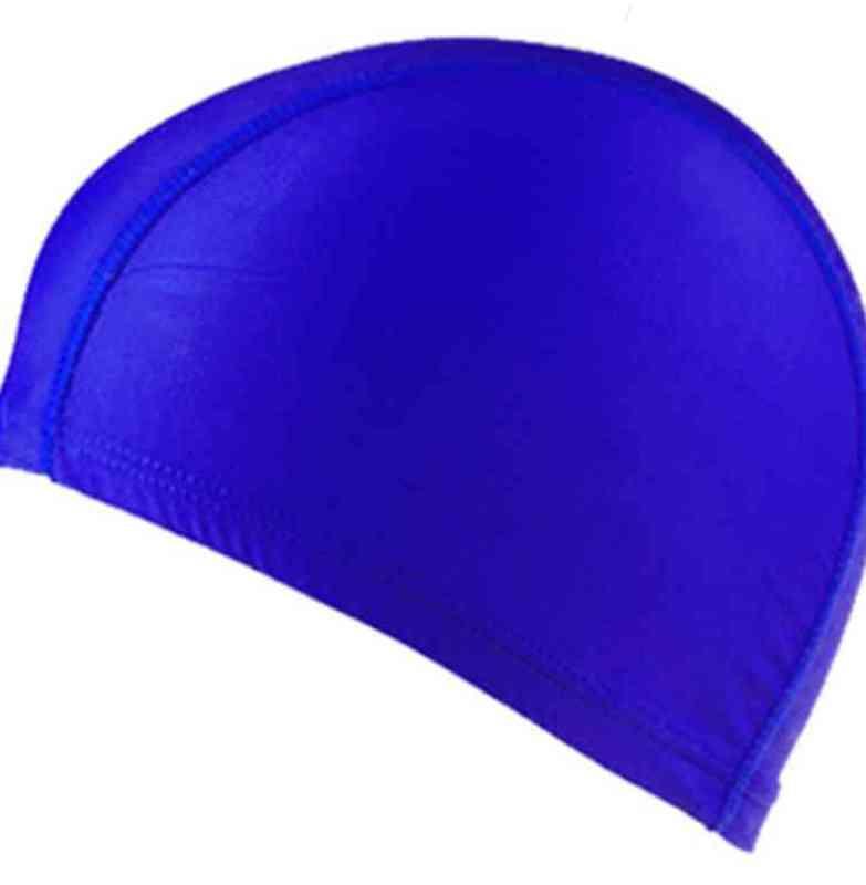 Caps Solid High Elastic Silikon Wasserdichte Schwimmhüte Unisex Männer Frauen Sommer Surf Swiming Cap 12 Colors9DG06A4EdJ42