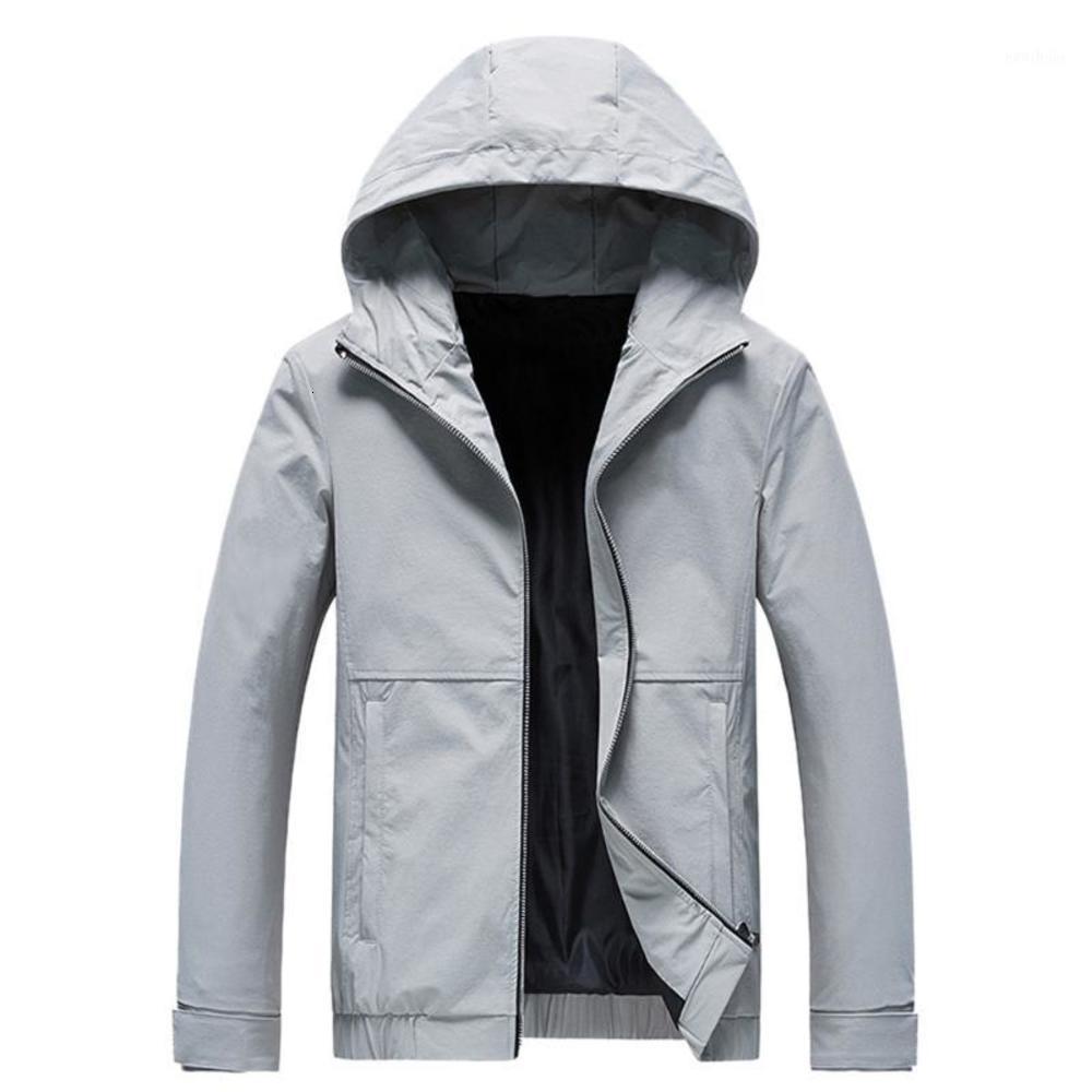 좋은 조수 좋은 봄 커플 힙합 자켓 스플 라이스 폭격기 코트 남성 여성 캐주얼 패션 느슨한 스타일 봄 재킷 1