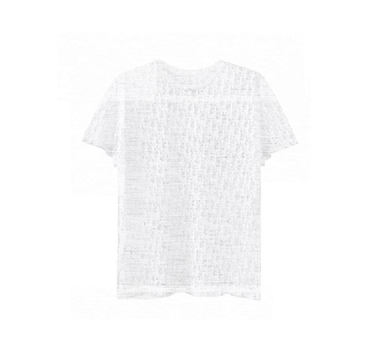 Damen Mens Vogue Designs T-shirt Sexy Sheer Party Frau T-shirts Aushöhlen Hemden Männer Sommer Hip Hop Top Streetwear Black Shirts Kleidung
