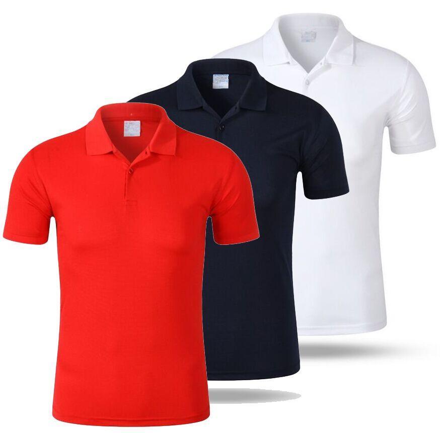 2021 Camicia da donna in cotone di lusso T-shirt manica corta manica corta estate uomo risvolto coccodrillo ricamo abbigliamento da uomo 21 colori