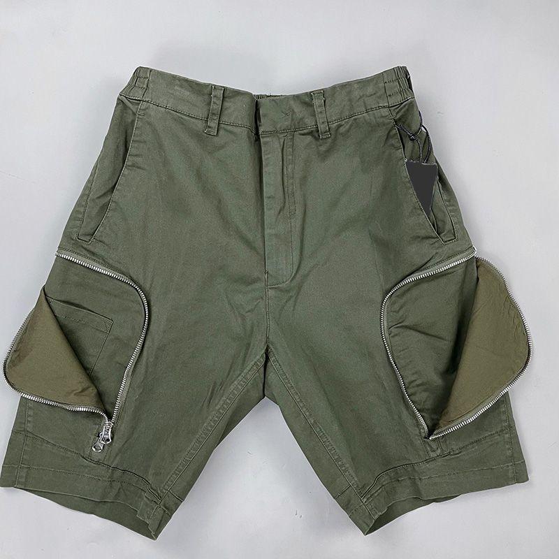 السراويل الشاطئ Opstoney 2021 Konng Gonng العلامة التجارية الصيف السراويل الرجال الأزياء الجري فضفاضة سريعة غسل الجافة عملية القطن الخالص النسيج M-2XL