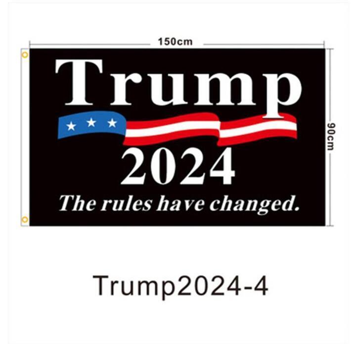 ホットトランプ選挙2024トランプキープフラッグ90 * 150cmアメリカぶら下げ素晴らしいバナー3x5ftデジタルプリントドナルドトランプフラグDHLストックFJ28