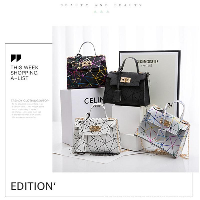 2021 جودة عالية أحدث الماس المرأة حقيبة الكتف SG62 الصيف الإبط المحافظ أزياء سيدة مصممي فلاز العلامة التجارية حقائب اليد العلامة التجارية بلينغ نايلون لامعة حقيبة يد